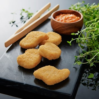 Breaded nuggets, 24g