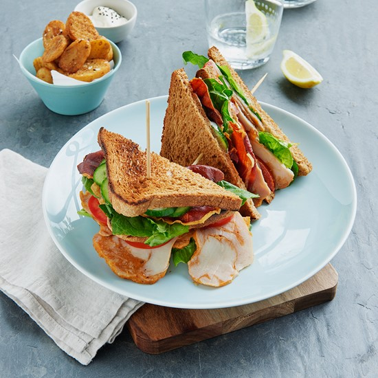 Sandwich chicken